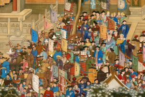 Professor Shao-yun Yang (History & East Asia Studies, Denison University) | Thinking about Race and Ethnicity in Imperial China